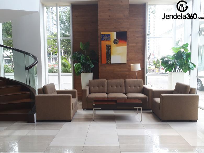 lobby apartemen westmark