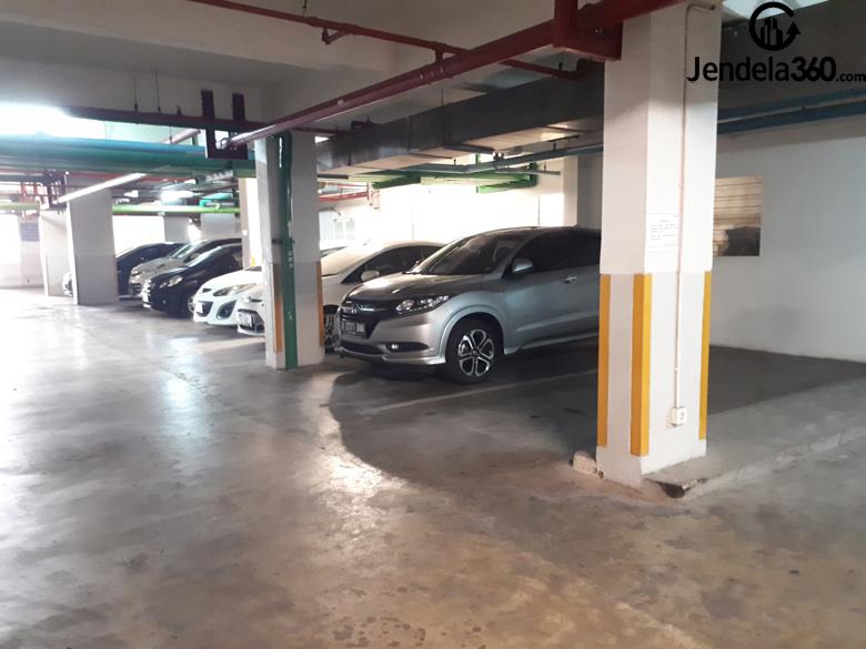 parkir apartemen westmark