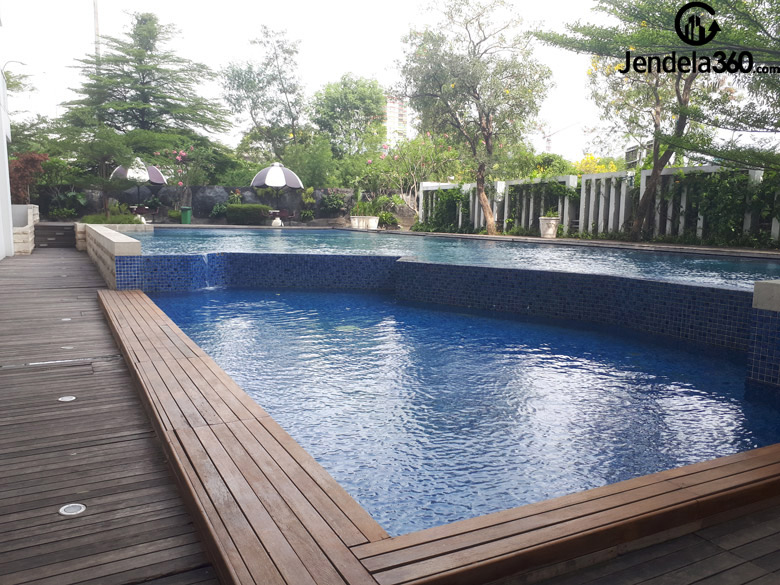 kolam renang apartemen westmark
