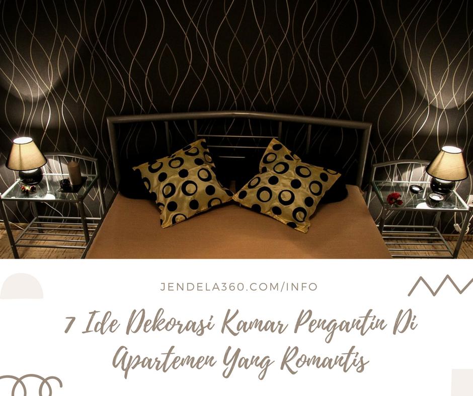7 Ide Dekorasi Kamar Pengantin Di Apartemen Yang Romantis