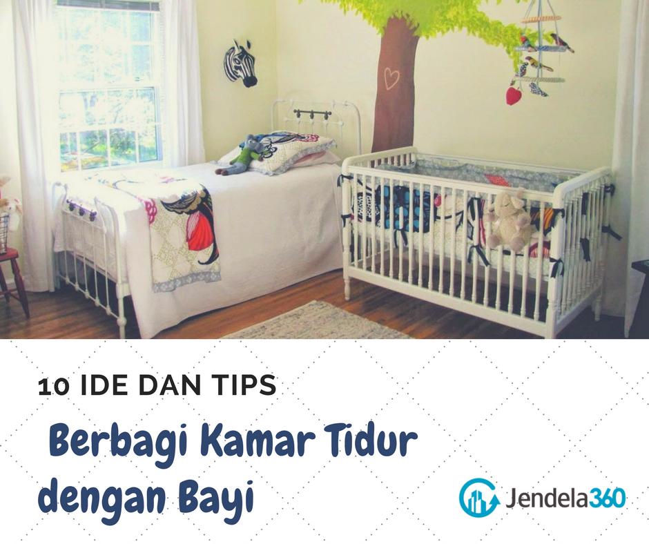 Berbagi Kamar Tidur Dengan Bayi Ada Ide Dan Tipsnya