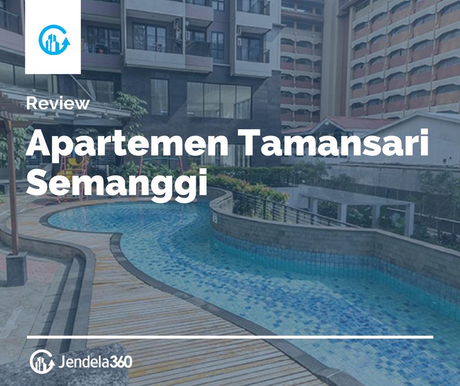 Review Apartemen Tamansari Semanggi
