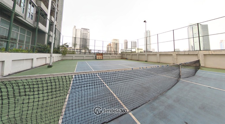 Lapangan Tennis Thamrin Residence