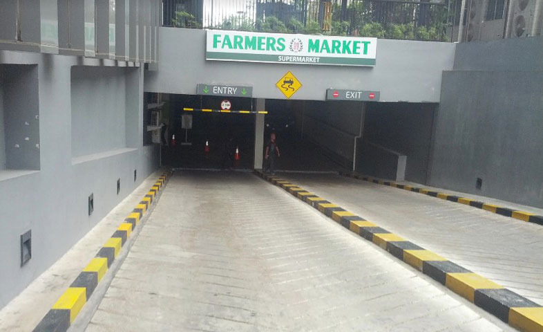 Farmers Market Lavenue Pancoran