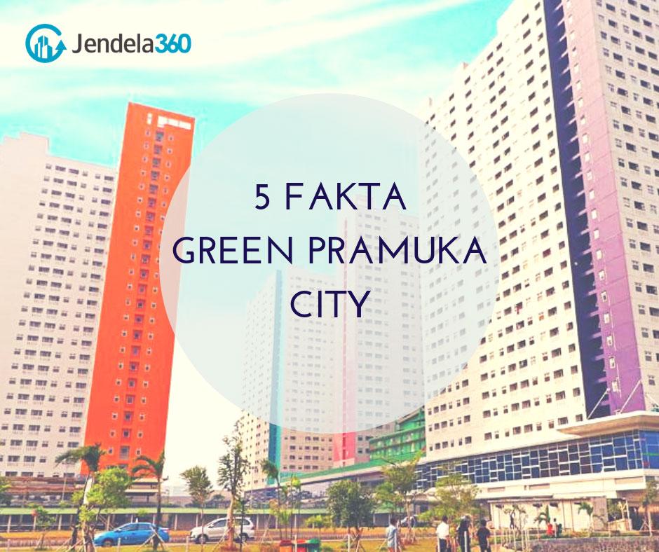 5 Fakta Menarik Green Pramuka City, Nomor 2 Asyik Buat Hangout!