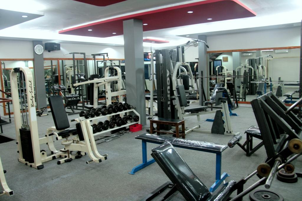 tempat gym di jakarta