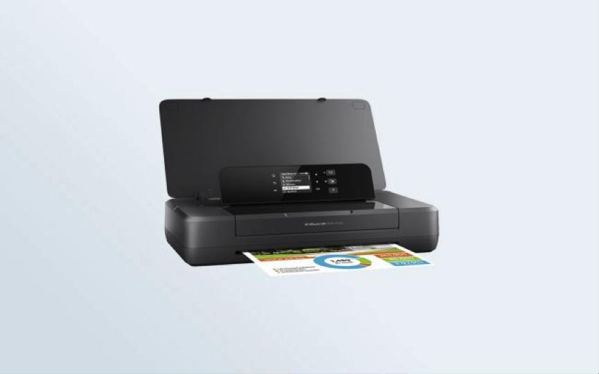 Merk printer portable