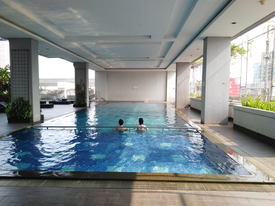 Swimming Pool The H Residence