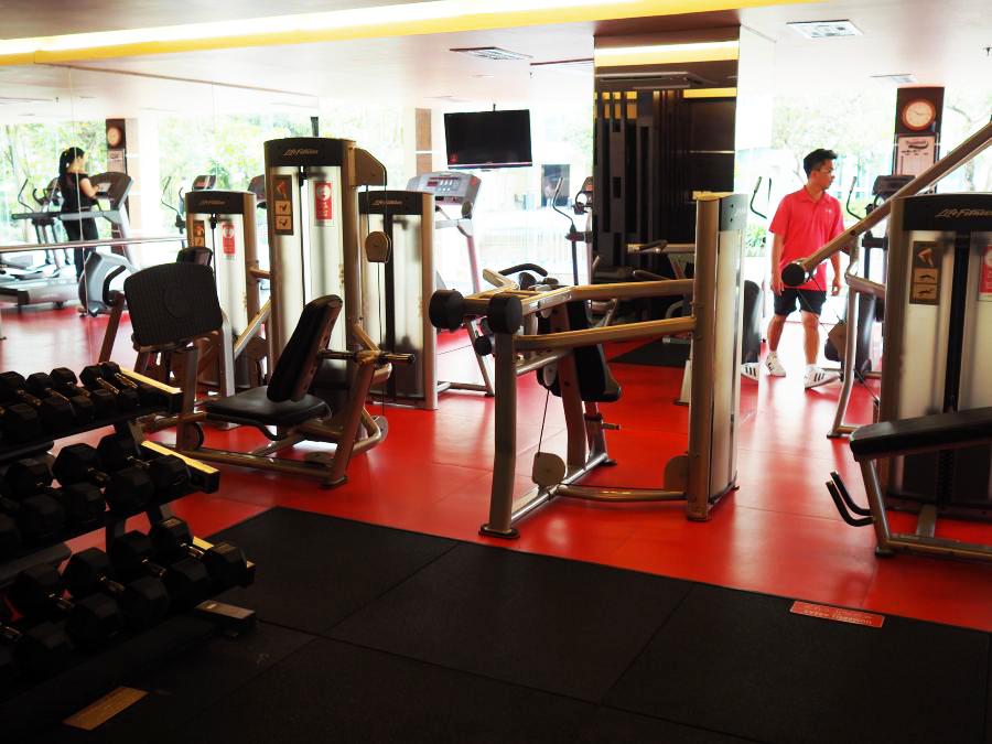 Gym Gandaria Heights