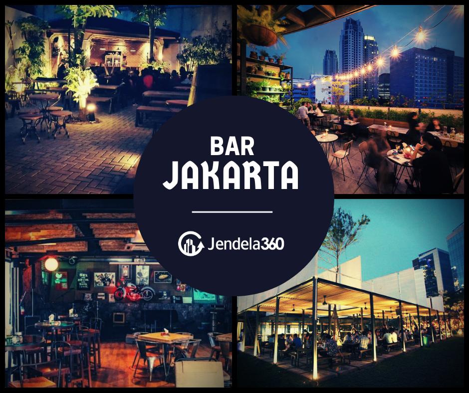 7 Bar di Jakarta yang Sedang Hype, Anak Gaul Pasti Suka