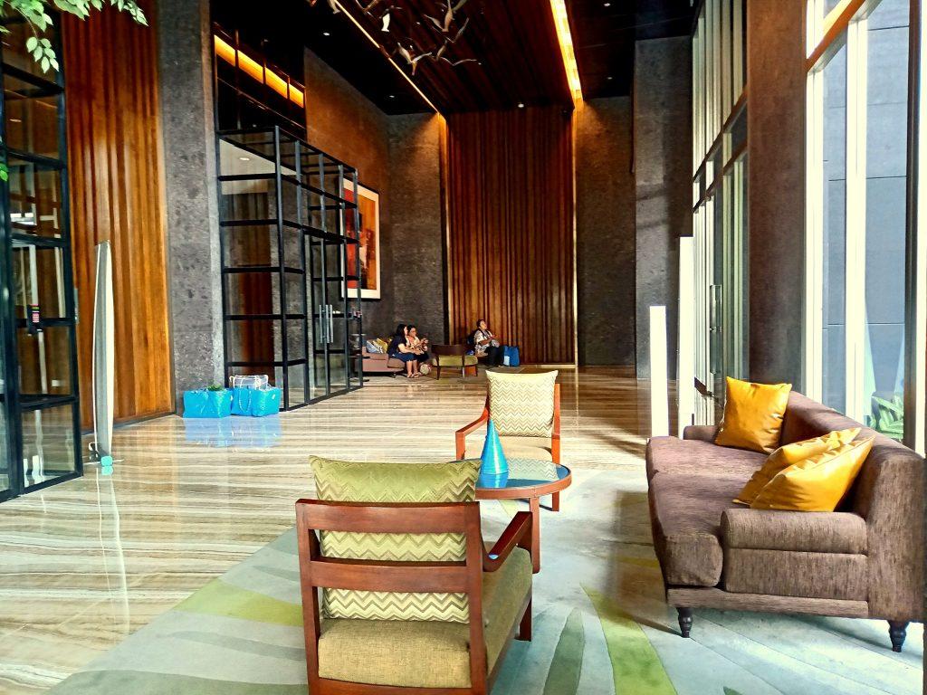 Residence 8 Senopati Lobby