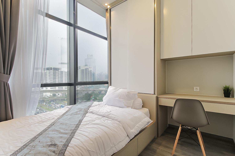 sudirman suites jakarta for rent