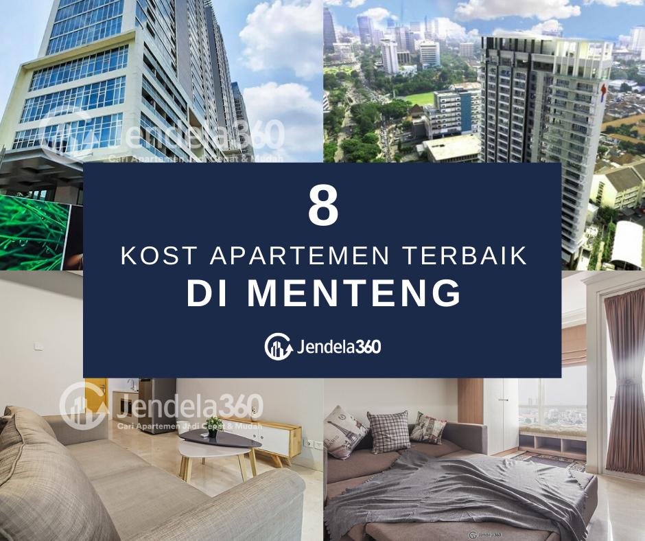 8 Rekomendasi Terbaik Kost Apartemen di Menteng
