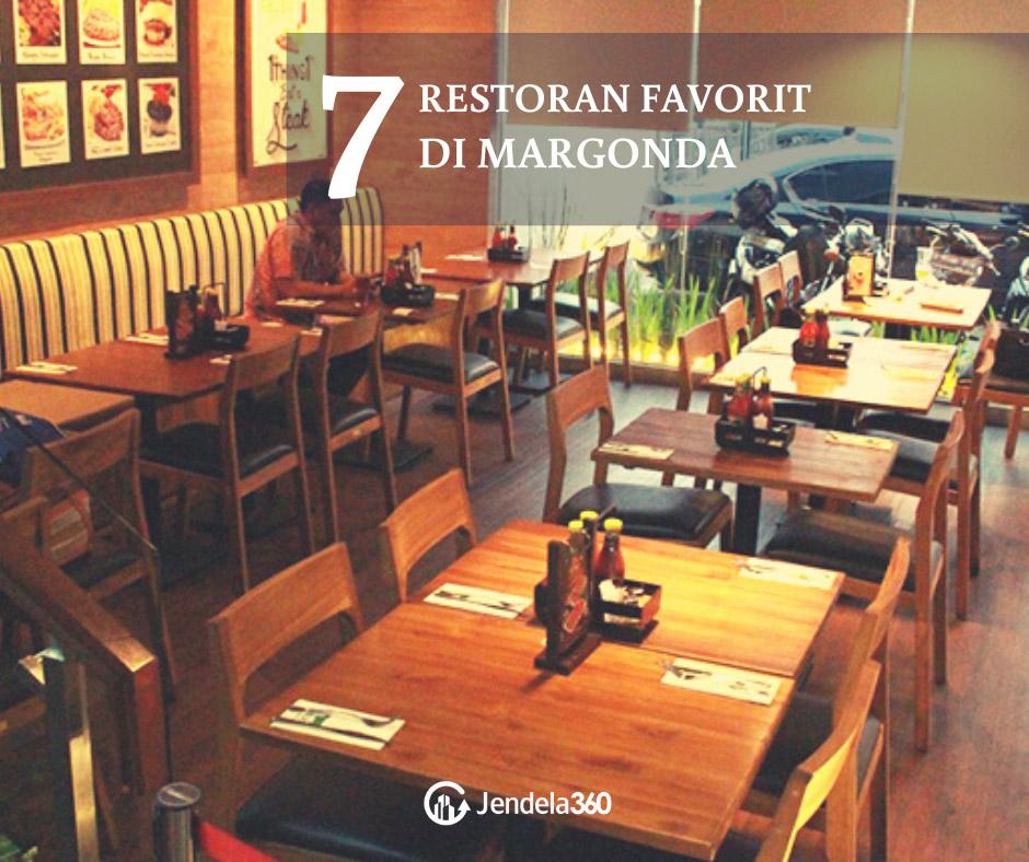 7 Restoran di Margonda yang Siap Memanjakan Lidahmu