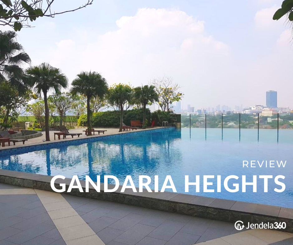 Gandaria Heights Apartment Review & Ratings