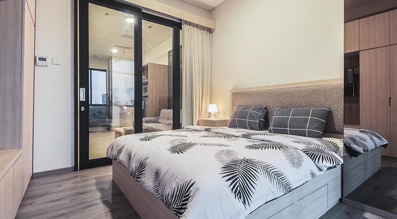 Sudirman Suites Jakarta 1 Bedroom