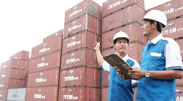 Perusahaan di Jakarta Temas Line