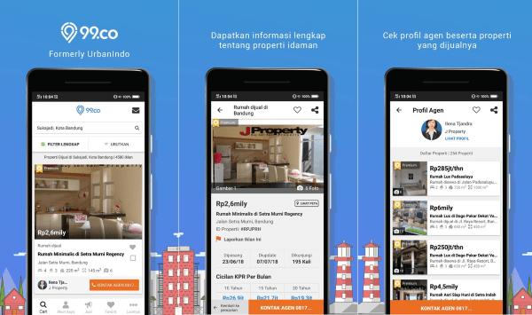 aplikasi dan website jual beli tanah online terbaik