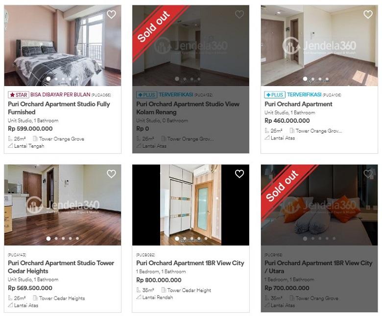 keuntungan investasi apartemen