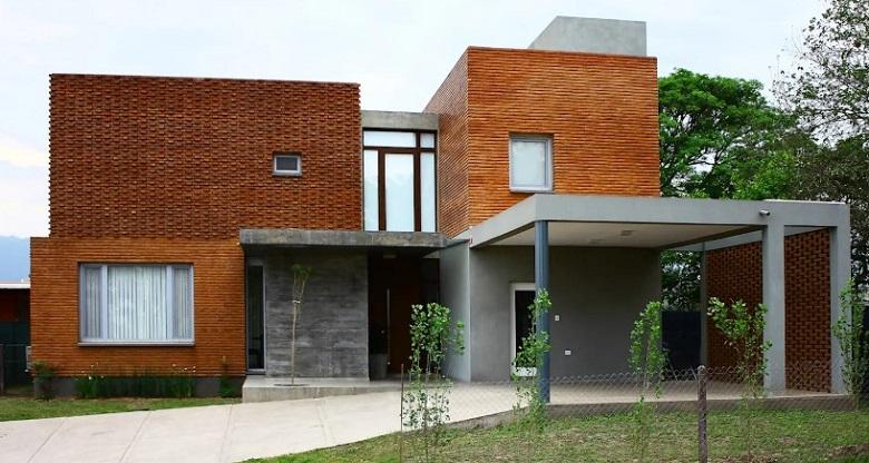 14 Desain Eksterior Rumah Untuk Berbagai Tipe Rumah