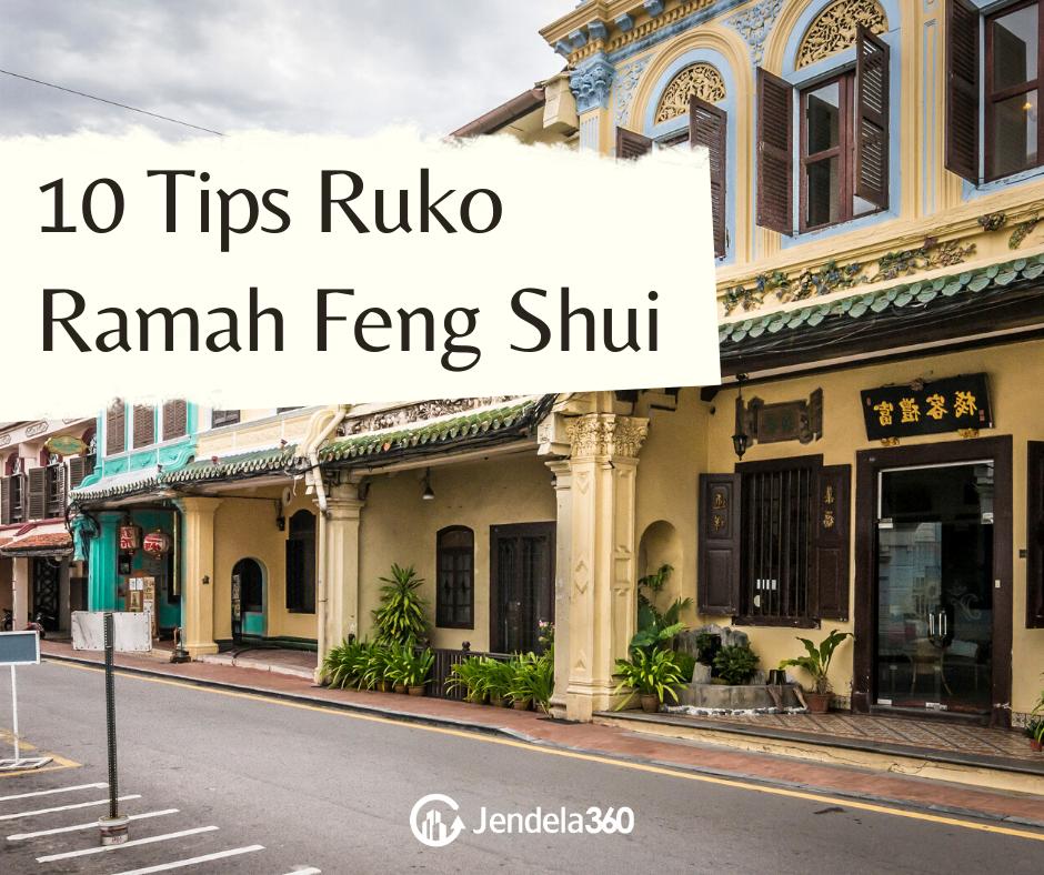 10 Tips Fengshui untuk Ruko yang Ampuh Datangkan Cuan