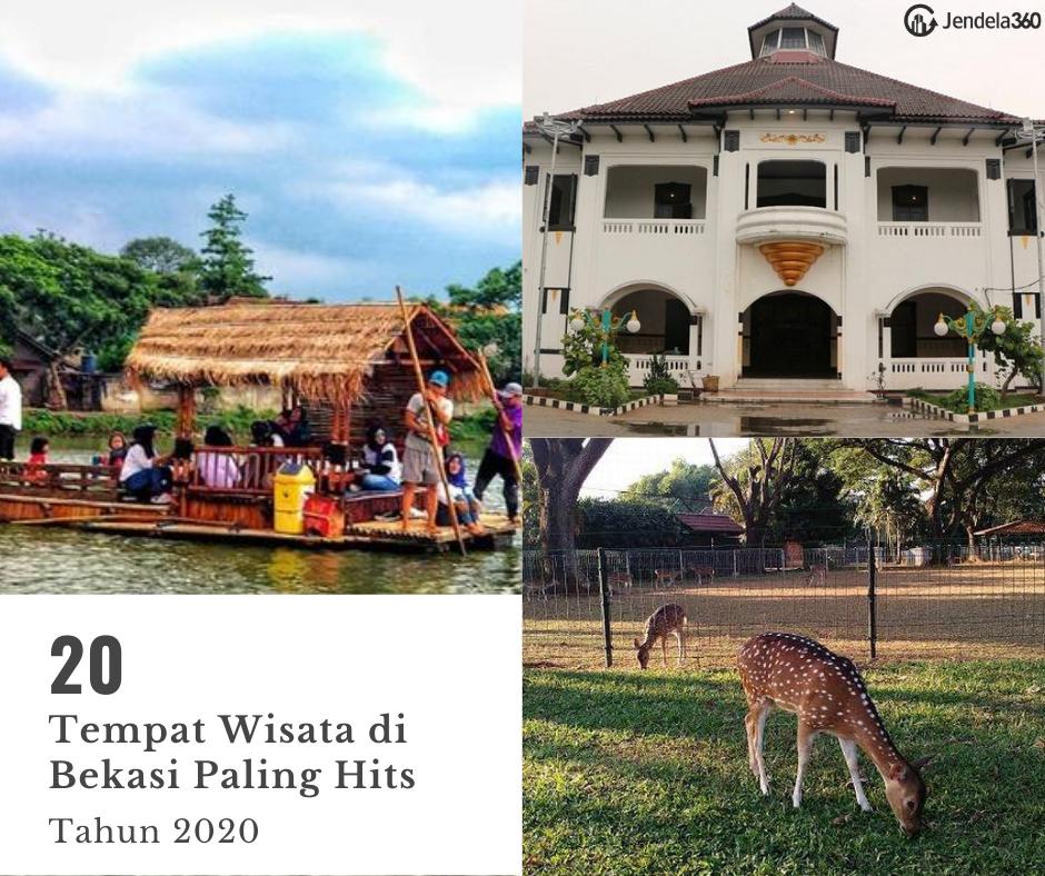 20 Tempat Wisata di Bekasi Paling Hits di Tahun 2020