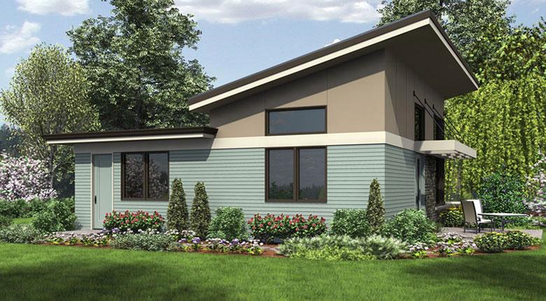 10 Ide Desain Rumah 1 Lantai Minimalis Dan Nyaman
