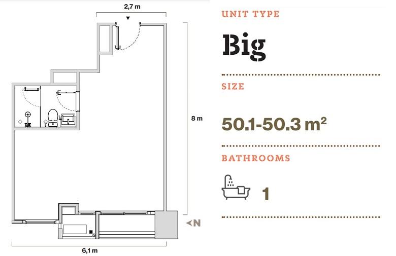 the loggia apartment