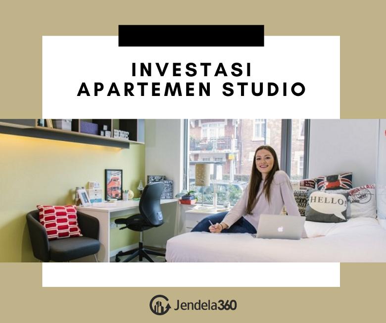 Investasi Apartemen Studio: Keuntungan dan Prospeknya
