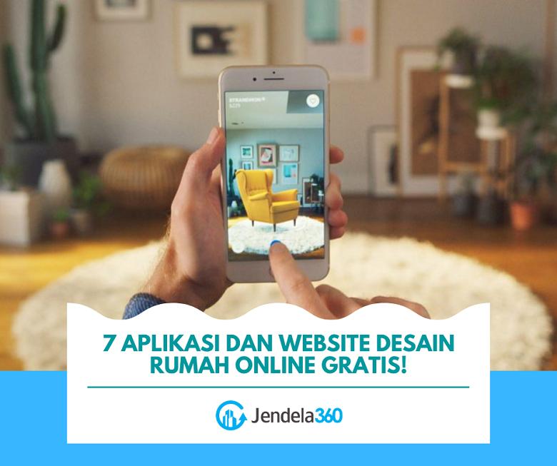 7 Aplikasi dan Website Desain Rumah Online Gratis!
