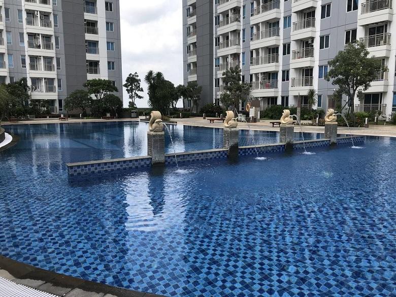 apartemen bintang 5 di Surabaya