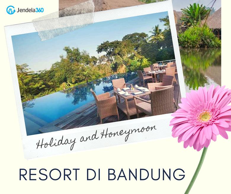 15 Resort di Bandung yang Cocok untuk Liburan dan Honeymoon
