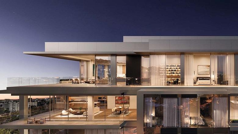 penthouse jakarta