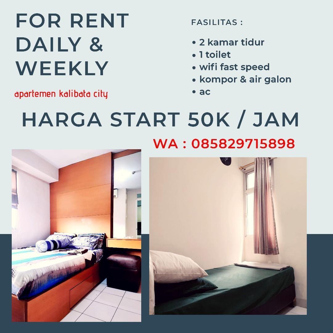 contoh iklan apartemen
