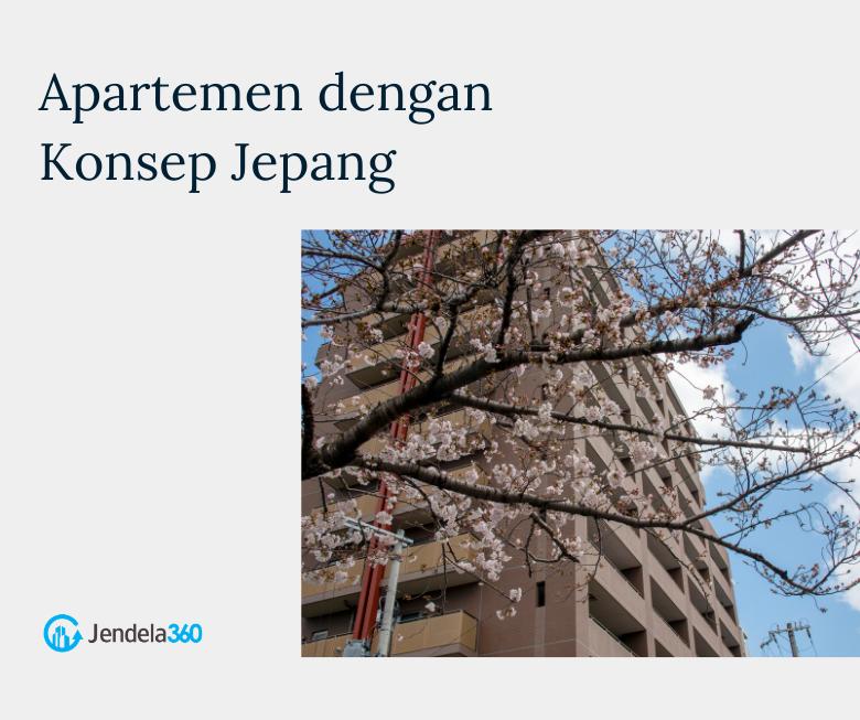 4 Apartemen Dengan Konsep Jepang Untuk Hunian Yang Ideal