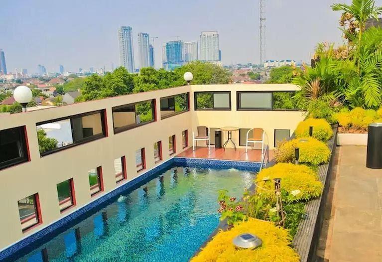 apartemen dengan konsep Jepang