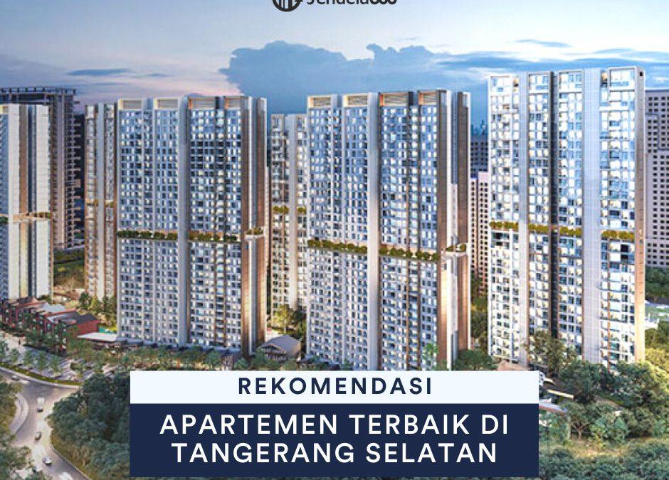 9 Rekomendasi Apartemen Terbaik di Tangerang Selatan