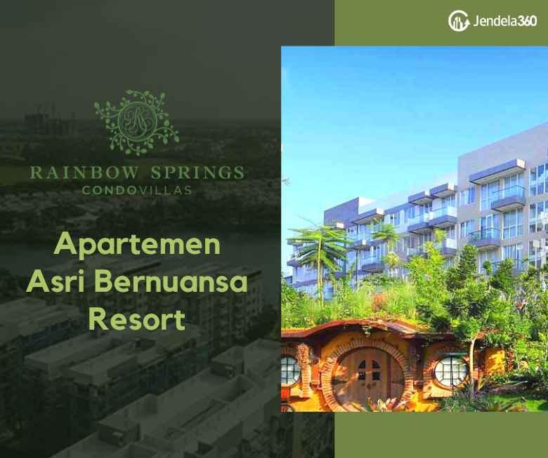 Rainbow Springs CondoVillas: Apartemen Tepi Danau dan Fasilitas Thematic Garden