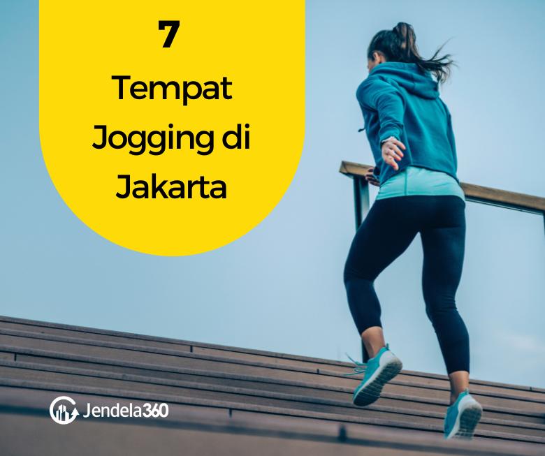 7 Tempat Jogging di Jakarta yang Jadi Favorit Pas Weekend