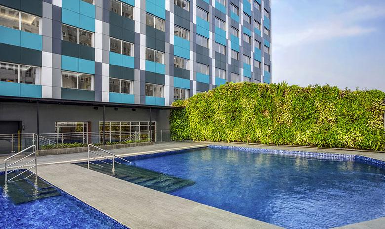rekomendasi hotel di bekasi ibis style jatibening
